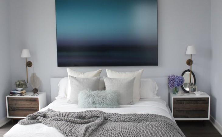 שנת ישרים – חלק א' – הום סטיילינג לחדר שינה